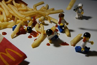 Killing by fast food | by Nomadize