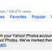 okay, so i migrated my photos from Yahoo Photo to Flickr, but how do I see them?
