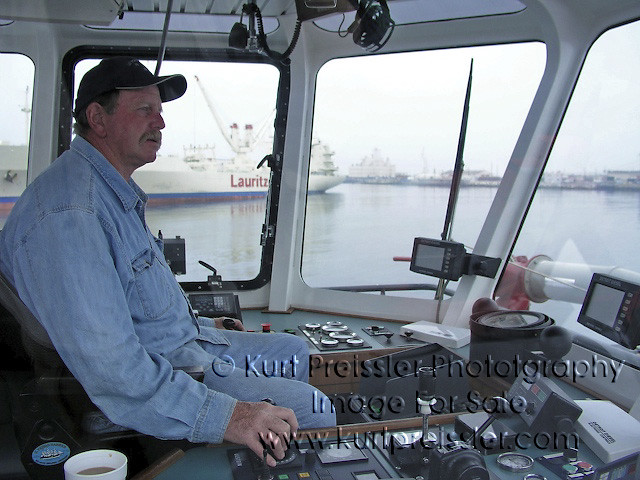 Tugboat Captain | Do not use this image without my permissio