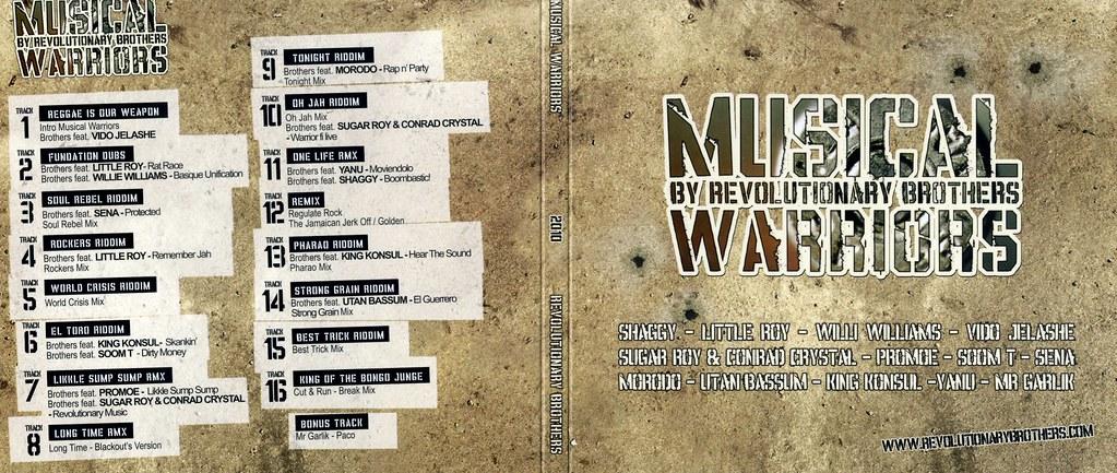 Musical Warriors   Revolutionary brothers new mixtape!!! Mus…   Flickr