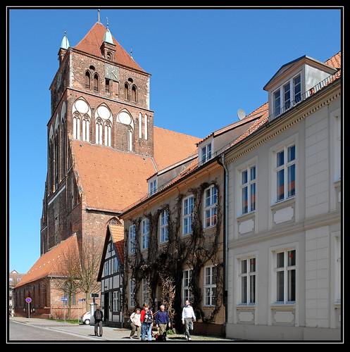 Marienkirche Greifswald