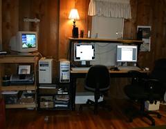 New Computer desk | by karindalziel