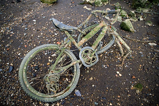 Abandoned Bicycle #2 | by fotologic