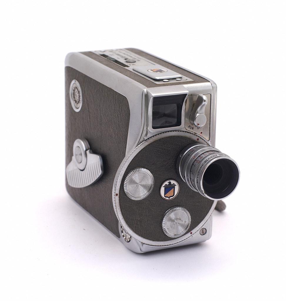 Keystone K-48 Bel Air Movie Camera | Manufactured around 196