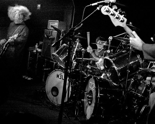 The Melvins and Big Business | by Rik Goldman
