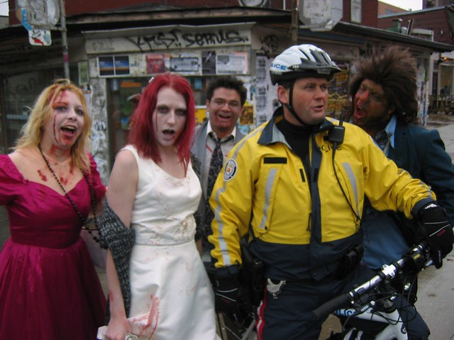 Serve and Protect (zombie mod-squad) | freeyourgoldfish | Flickr