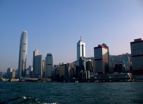 Hong Kong Skyline   by mcgee_american