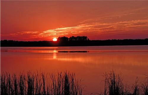 lake sol lago atardecer florida sunsets reflexion lakeland reflecion
