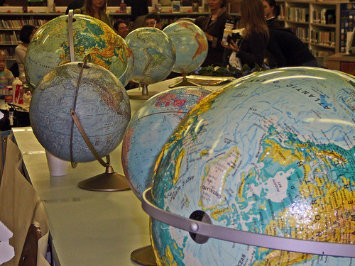 Globes | by Paul L Dineen