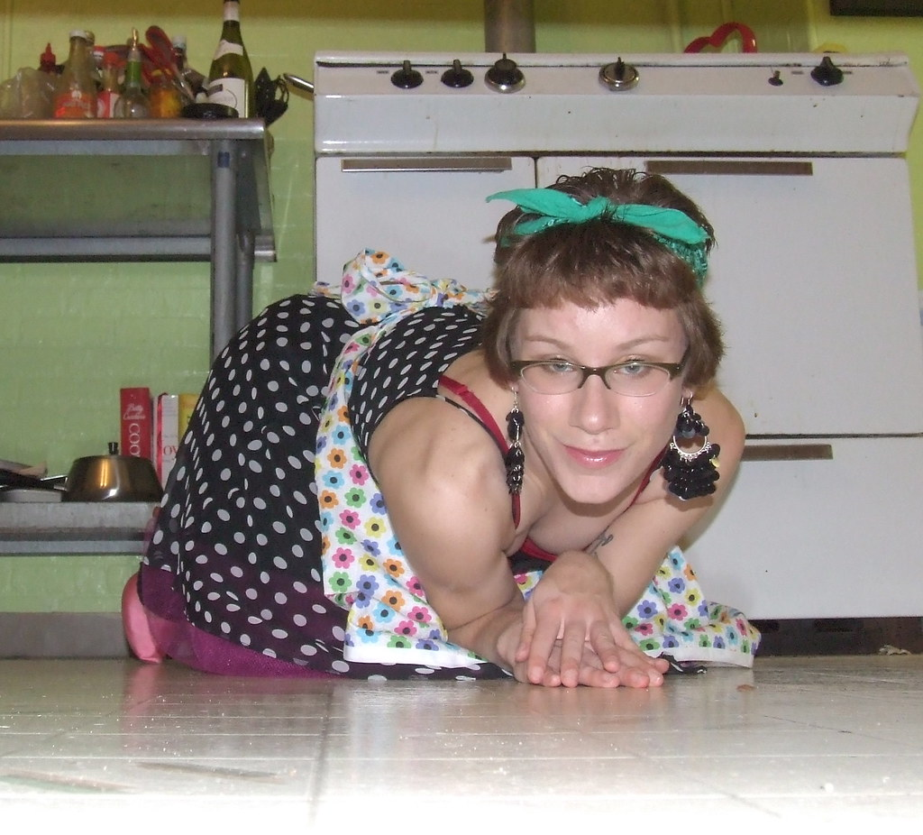 Dirty Kitchen Floor: My Kitchen Floor Is Really Dirty
