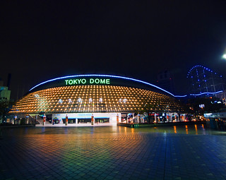 Tokyo Dome | by kevinpoh