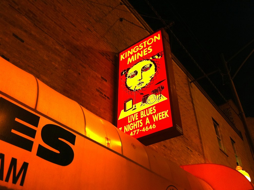 A Night At Kingston Mines