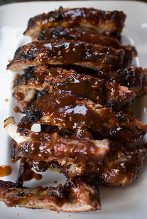 Super Simple Baby Back Ribs | by seanomatopoeia