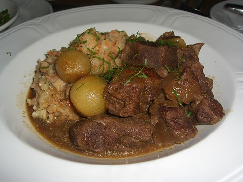 Flemish Carbonnade of Beef - Belgian Beer Cafe Eureka | by avlxyz