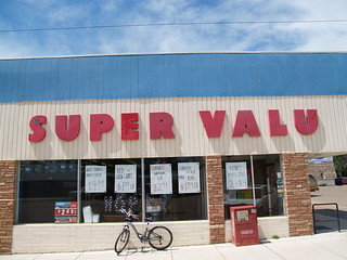 Super Valu, Bowman, North Dakota | by afiler