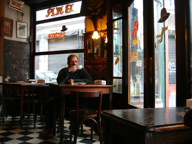 Bar Dorrego Buenos Aires, Argentina