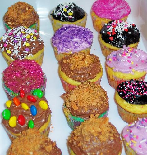 Cupcakes are fun to make. | by OrangeCounty_Girl