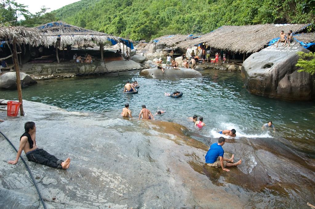 Elephant springs