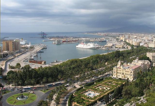 Malaga - Capital de la Costa del Sol