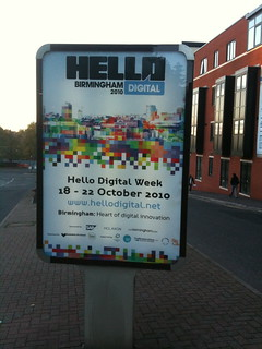 Hello Digital signage in Birmingham | by CivicTEC