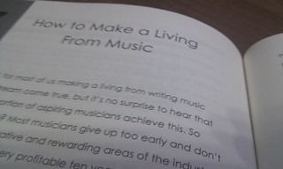 how-to-make-a-living-from-music | by www.themusiciansguide.co.uk