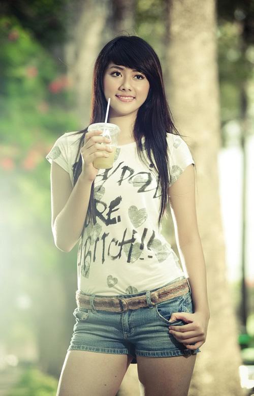 Hot vietnamese teen
