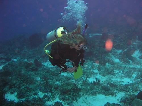 maryruth scuba | by Herrera Family