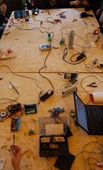 ccc07: fm-transmitter soldering workshop #2