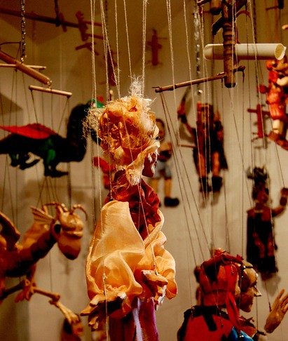 Marionette Shop, Prague | by Curious Expeditions