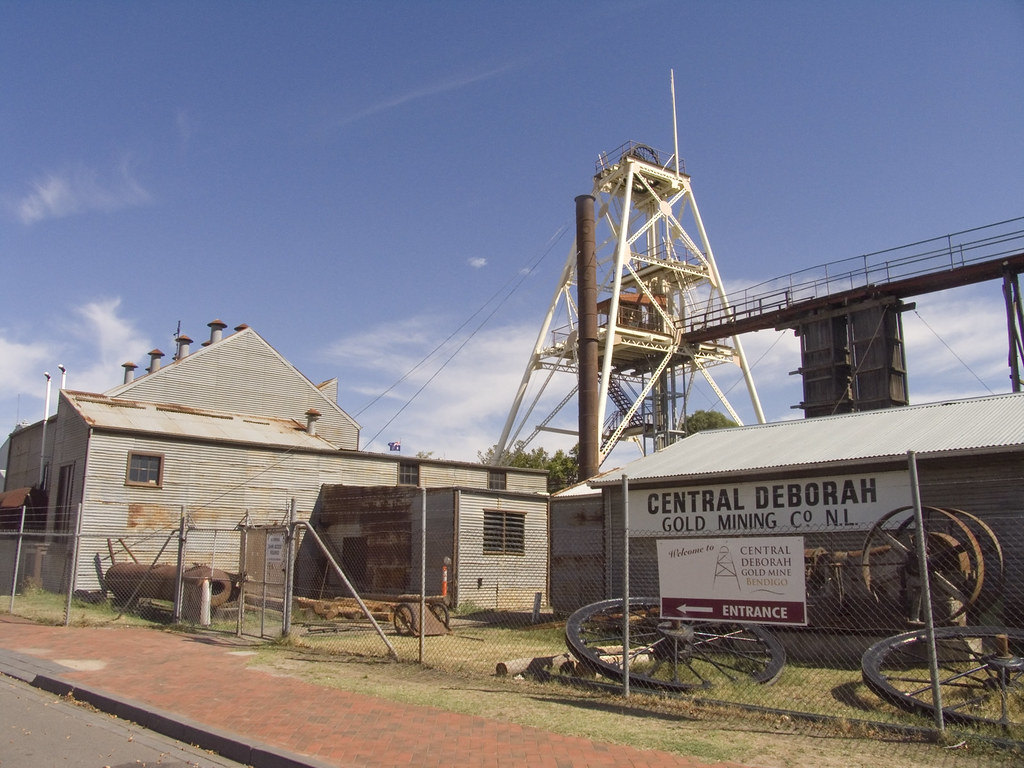 Bendigo Gold Mine-01+ | Bendigo Gold Mine | John | Flickr