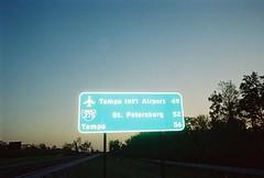 Erroneous Destination Sign