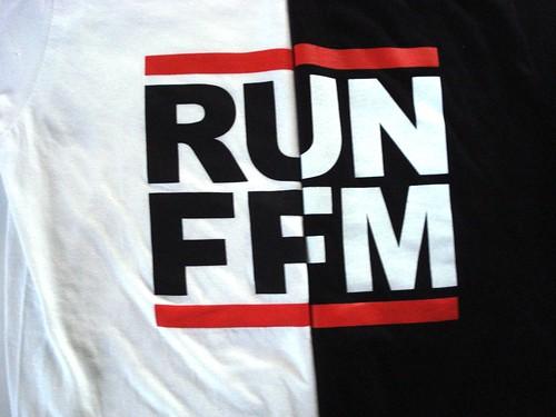 RUN FFM Shirt | by theballatician