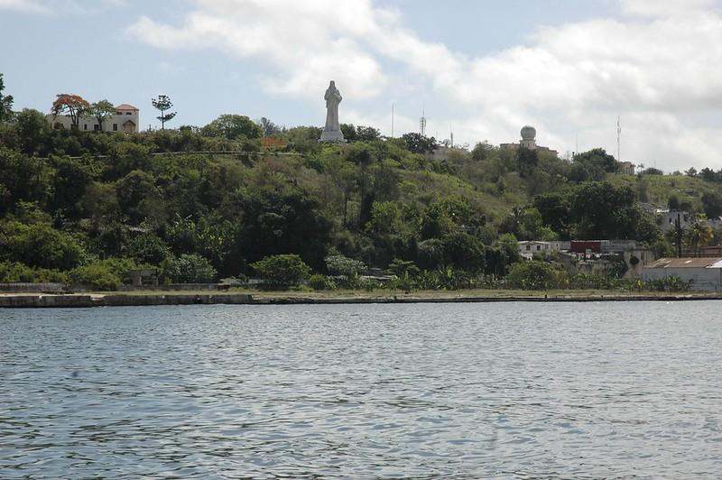 Cristo en la Bahía de la Habana