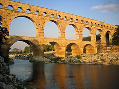 Pont du Gard - 06, Sep - 01 by sebastien.barre