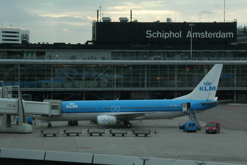 Schiphol   by Tom Raftery