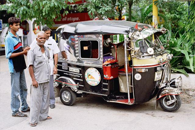 Super Rickshaw