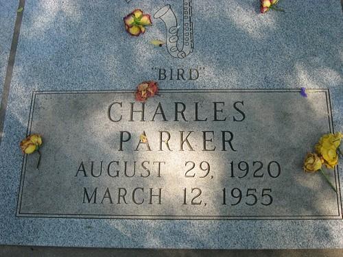 Charlie Parker's grave (Kansas City) | by morir soñando