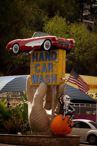 Studio City Hand Car Wash | by TooMuchFire