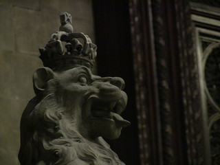 Statue in Westminster Hall | by UK Parliament