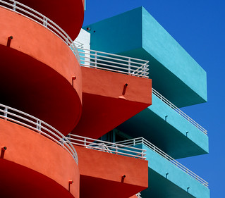 South Beach Balconies | by MrClean1982