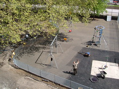 Playground and Quiet Garden