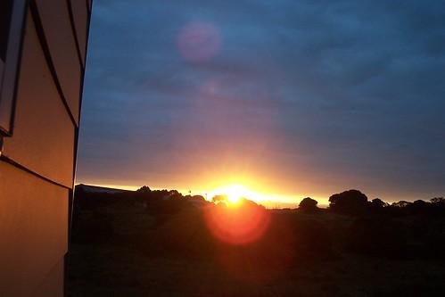 northquad csumb sunrise