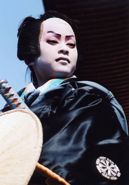 Kabuki actor 12