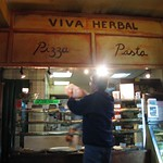 Ryan at Viva Herbal Pizzeria