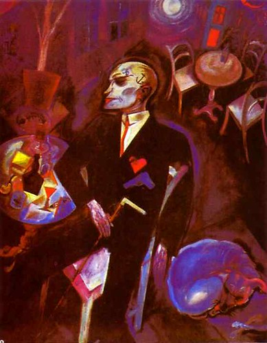 George Grosz, Lovesick, 1916