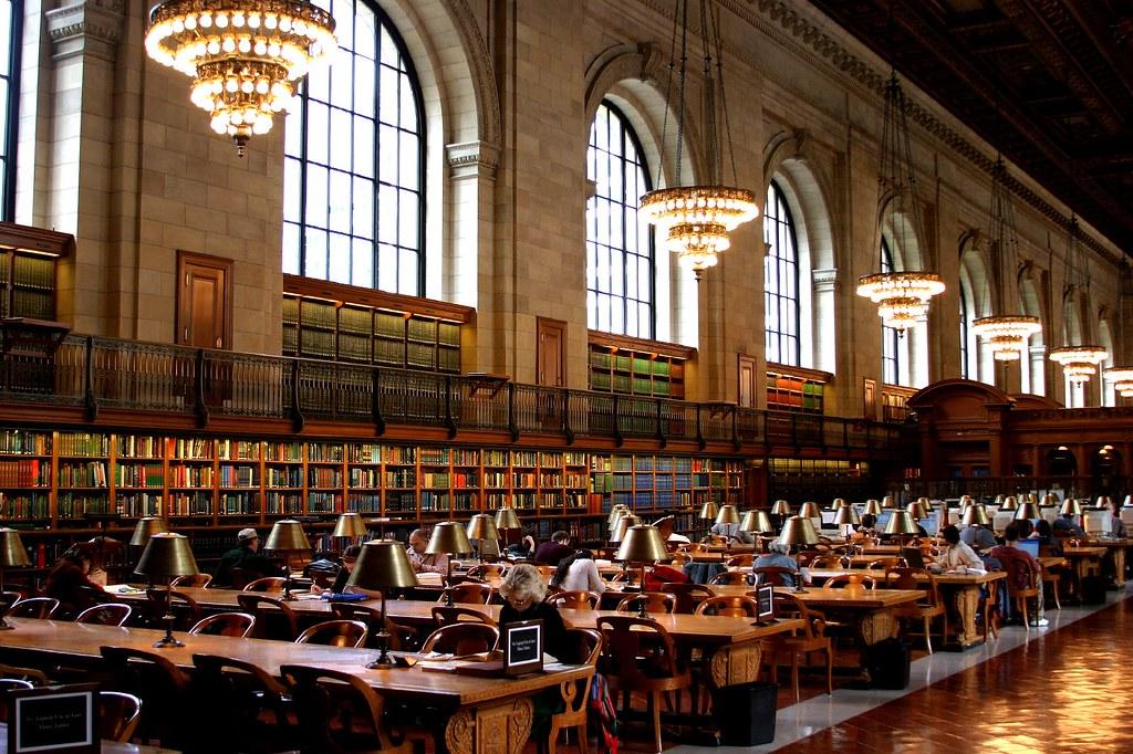 New York Public Library | Thomas Hawk | Flickr