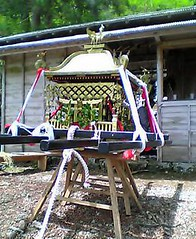 takamaru mountain festival