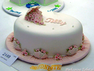 Creative Rose Cake