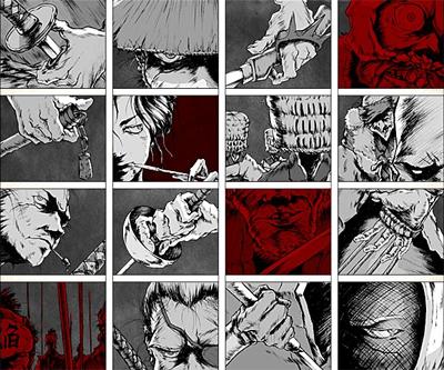 [Anime] Afro Samurai 12514639_d3da6b1dc8_o