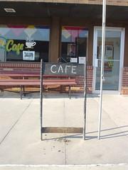 Bern Cafe bootscraper